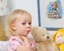 Çocuklarda Bademcik İltihabı